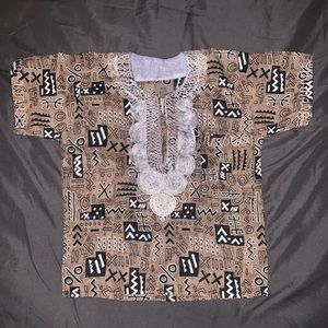 Other - Hand Crafted Toddler Top